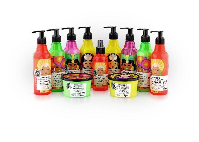 Специальные цены на линейку для волос PLANETA ORGANICA Hair Super Food.