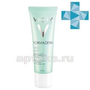 Купить Normaderm anti age крем-гель для проблемной кожи с первыми признаками старения 50мл цена
