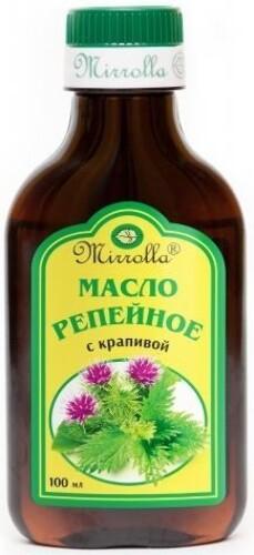 Купить Репейное масло с крапивой 100мл цена