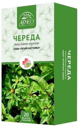 Купить Алтайские травы череда цена