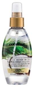 Купить Легкое увлажняющее масло-спрей с кокосовым маслом 118мл цена