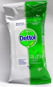 Салфетки влажные гигиенические очищающие для рук n10
