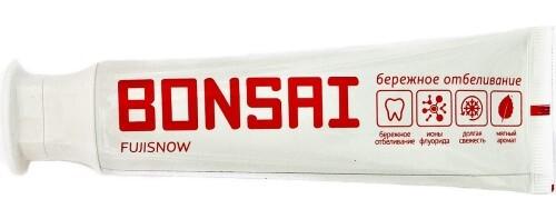 Купить Зубная паста fujisnow бережное отбеливание 100,0 цена