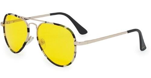 Купить Очки поляризационные унисекс/желтая линза/cf345000y цена