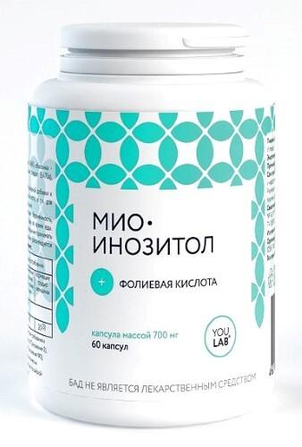 Купить Мио-инозитол+фолиевая кислота цена