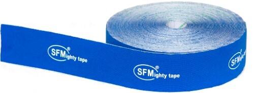 Купить ЛЕНТА КИНЕЗИОЛОГИЧЕСКАЯ SFM-PLASTER НА ХЛОПКОВОЙ ОСНОВЕ В РУЛОНЕ 5Х3200СМ N1/СИНИЙ/КИНЕЗИО ТЕЙП цена
