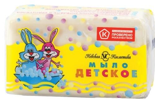 Купить Мыло туалетное детское 140,0 цена