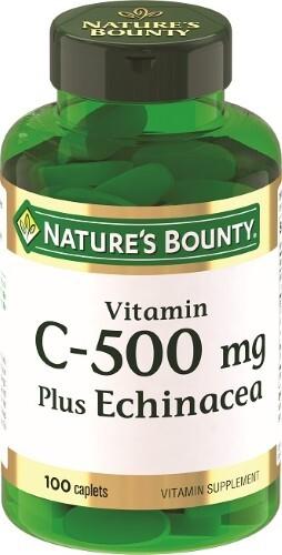 Купить Витамин с 500мг плюс эхинацея цена
