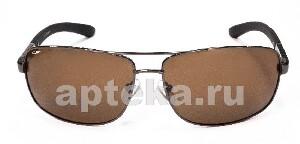 Купить Очки поляризационные мужские коричневая линза/с13396 цена