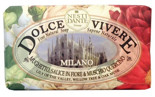 Купить Dolce vivere мыло милан 250,0 цена