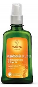 Купить Sanddorn облепиховое питательное масло для тела 100мл цена
