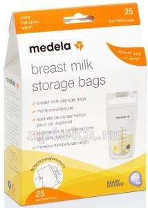 Купить Пакеты для хранения грудного молока n25 цена