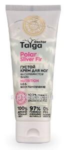 Купить Doctor taiga маска крем для ног густой sos восстановление 75мл цена