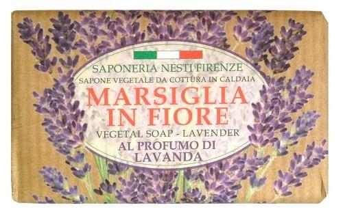 Купить Marsiglia in fiore мыло лаванда 125,0 цена