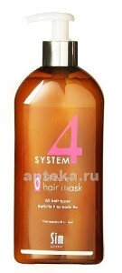 Купить Маска терапевтическая о для всех типов волос 500мл цена