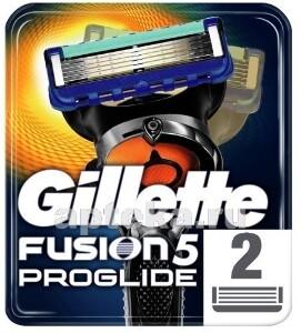 Купить Fusion proglide сменные кассеты для бритья n2 цена