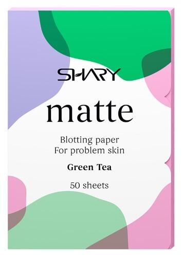 Купить Салфетки для лица матирующие для проблемной кожи зеленый чай n50 цена