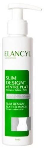 Slim design концентрат для живота и талии 150мл