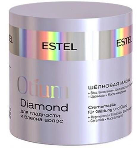 Купить Professional otium diamond маска шелковая для гладкости и блеска волос 300мл цена