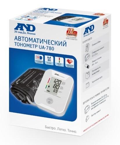 Тонометр ua-780 автомат
