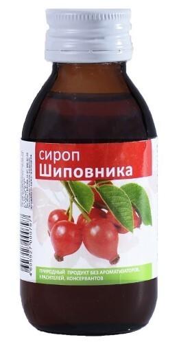 Купить СИРОП ШИПОВНИКА 100МЛ ФЛАК/БИОИНВЕНТИКА/ цена