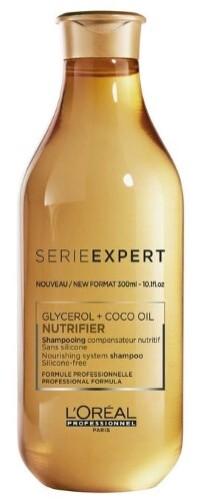 Loreal professionnel serie expert nutrifier шампунь для глубокого питания для сухих волос 300мл