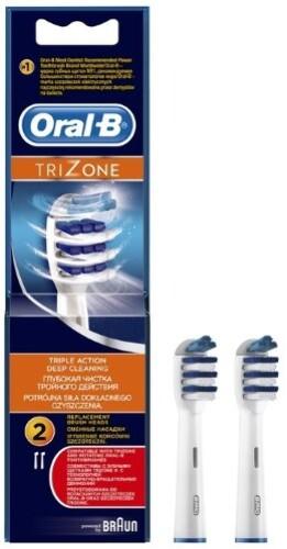 Купить Насадка сменная для электрической зубной щетки trizone eb30 n2 цена