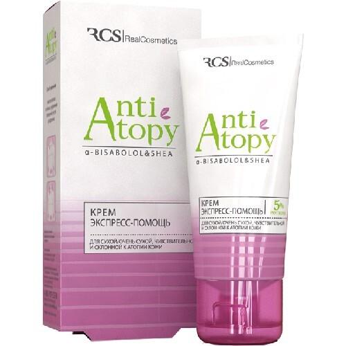 Купить Крем экспресс-помощь для сухой чувствительной атопичной кожи rcs 40мл цена