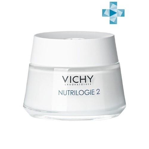 Купить Nutrilogie 2 крем-уход для защиты очень сухой кожи 50мл цена
