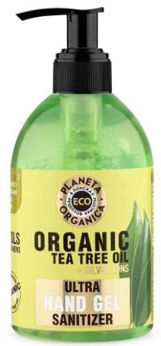Купить Eco organic tea tree oil гель для рук универсальный 300мл цена