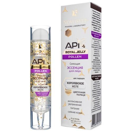 Купить Api royal jelly pollen сияющая эссенция для лица 35мл цена