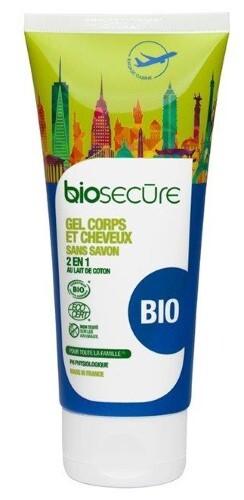 Очищающий гель для тела и волос 100мл