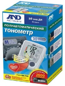 Купить ТОНОМЕТР UA-705 ПОЛУАВТОМАТ НА ПЛЕЧО цена
