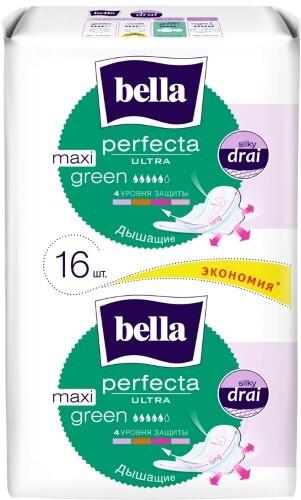Купить Perfecta прокладки ультратонкие maxi цена