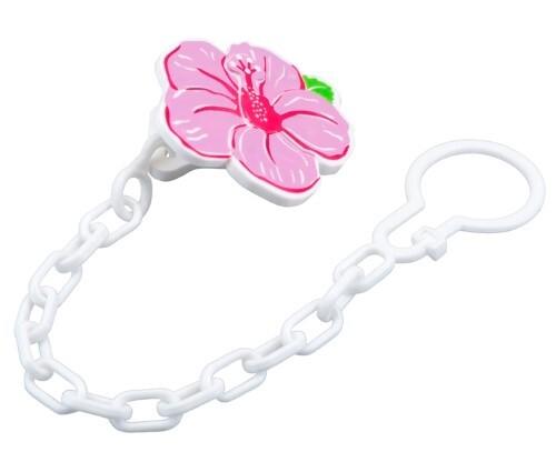 Купить Прищепка-держатель для соски-пустышки цветочек/тип 1/ цена