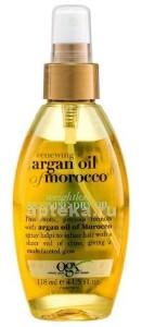 Купить Легкое сухое аргановое масло-спрей марокко для восстановления волос 118мл цена
