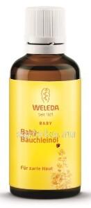 Купить Baby масло для массажа животика младенца 50мл цена