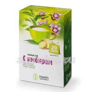 Купить Чай зеленый с имбирем цена
