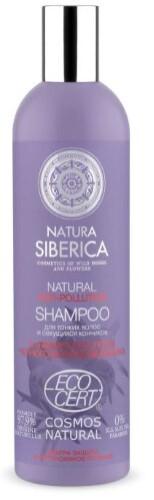 Купить Шампунь для тонких волос и секущихся кончиков anti-pollution 400мл цена