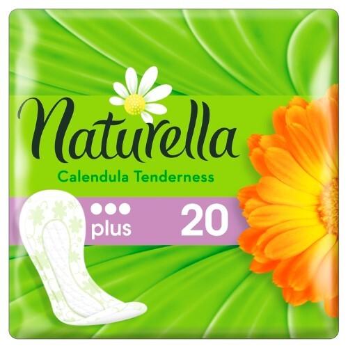 Купить Calendula tenderness plus ежедневные прокладки n20 цена