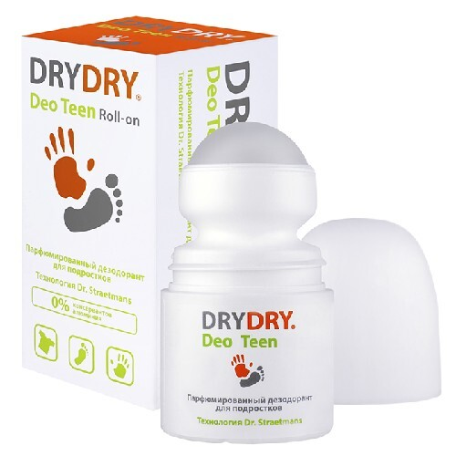 Купить Deo teen дезодорант для подростков 50мл цена