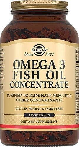 Купить Концентрат рыбьего жира омега-3 цена