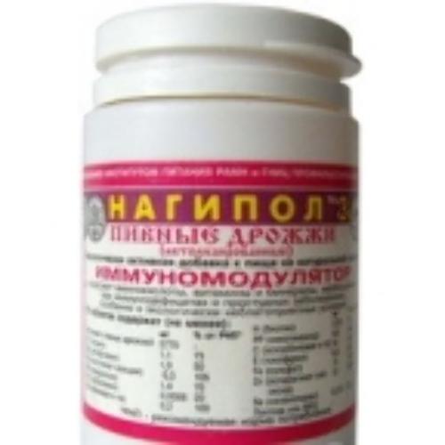 Купить Пивные дрожжи нагипол-3 иммуномодулятор цена