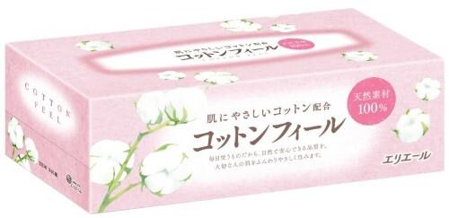 Купить Cotton feel салфетки бумажные в коробке n160 цена