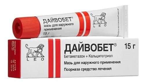 Купить ДАЙВОБЕТ 15,0 МАЗЬ Д/НАРУЖ ПРИМ цена