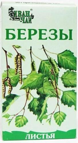Купить Березы листья цена