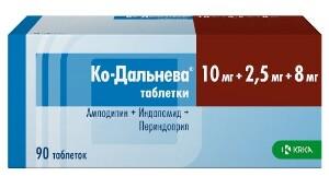 Купить КО-ДАЛЬНЕВА 0,01+0,0025+0,008 N90 ТАБЛ цена