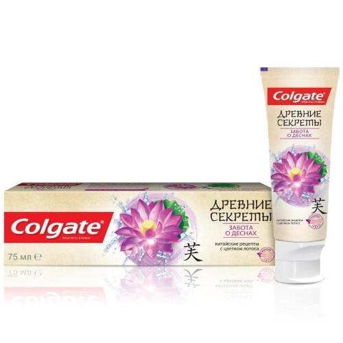 Купить Древние секреты забота о деснах зубная паста 75мл цена