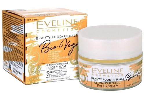 Купить Bio vegan крем для лица ультрапитательный дневной/ночной 50мл цена