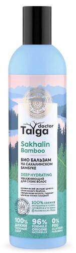 Купить Doctor taiga бальзам био увлажняющий для сухих волос 400мл цена